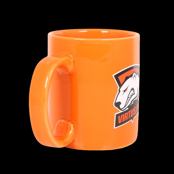 Virtus.Pro Mug Orange фото