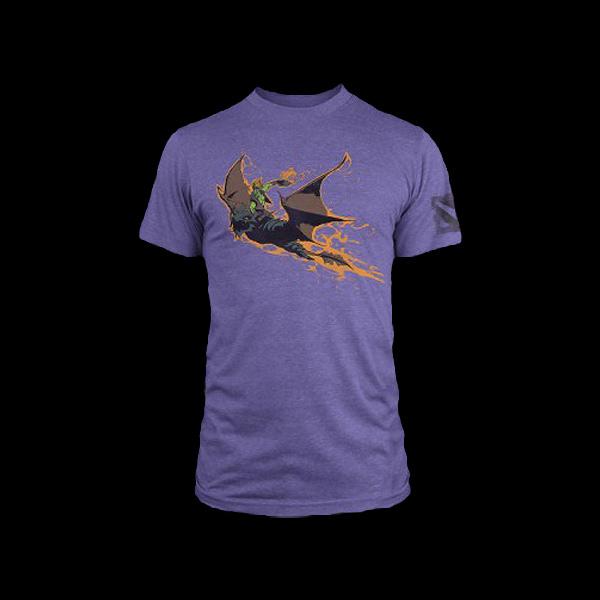 Dota 2 Batrider T-shirt XXL купить