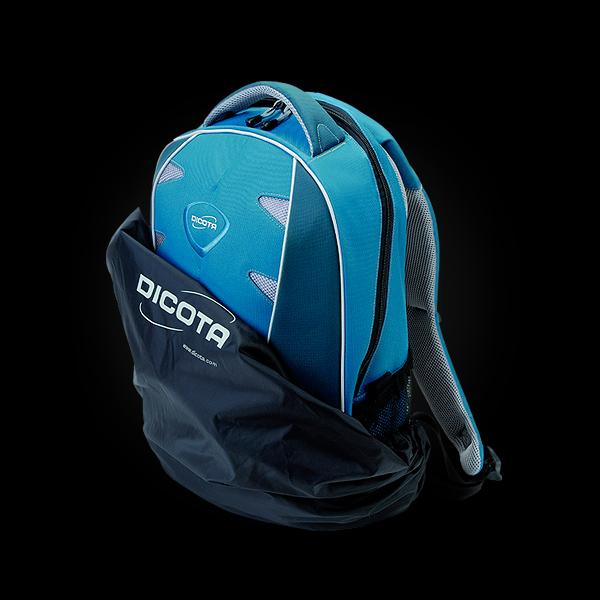 Dicota BacPac Element Blue купить