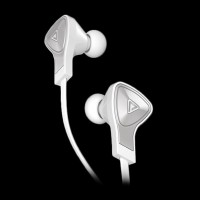 Monster DNA In-Ear Headphones with Apple ControlTalk White
