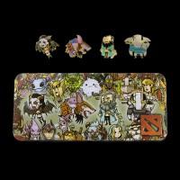 Dota 2 Hero Pin Pack #1