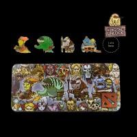 Dota 2 Hero Pin Pack #2