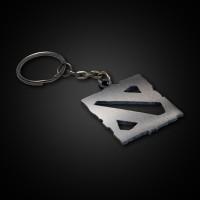 Dota 2 Logo Keychain