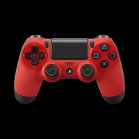 PlayStation 4 Dualshock 4 Wireless Controller Red
