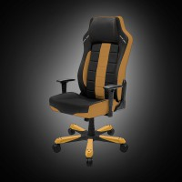 DXRacer Boss OH/BE120/NC Black/Coffee