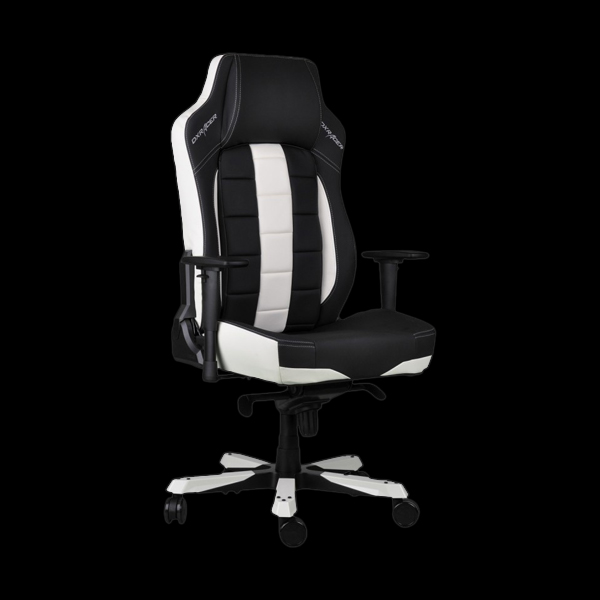 DXRacer Classic OH/CE120/NW Black/White купить
