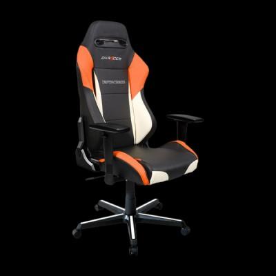 DXRacer Drifting OH/DM61/NWO Black/White/Orange купить