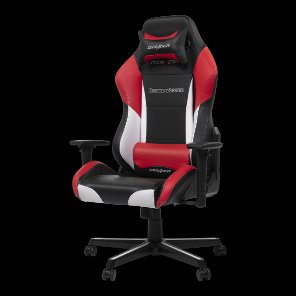 DXRacer Drifting OH/DM61/NWR Black/White/Red купить