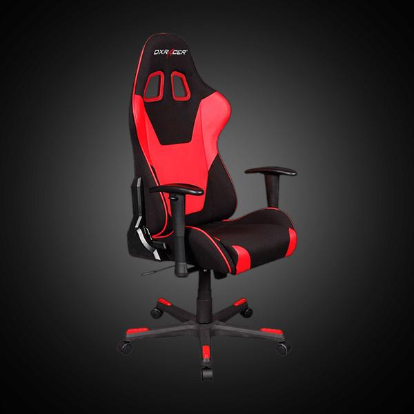 Кресло для геймеров AKRacing OCTANE black/red (OCTANE_RD)