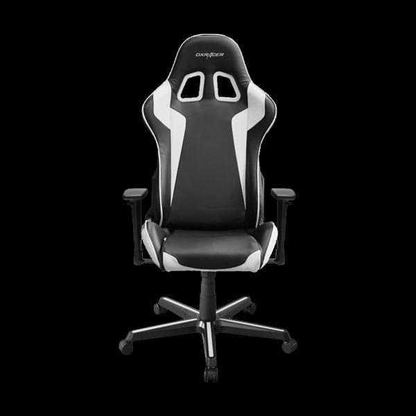 DXRacer Formula OH/FH00/NW Black/White цена