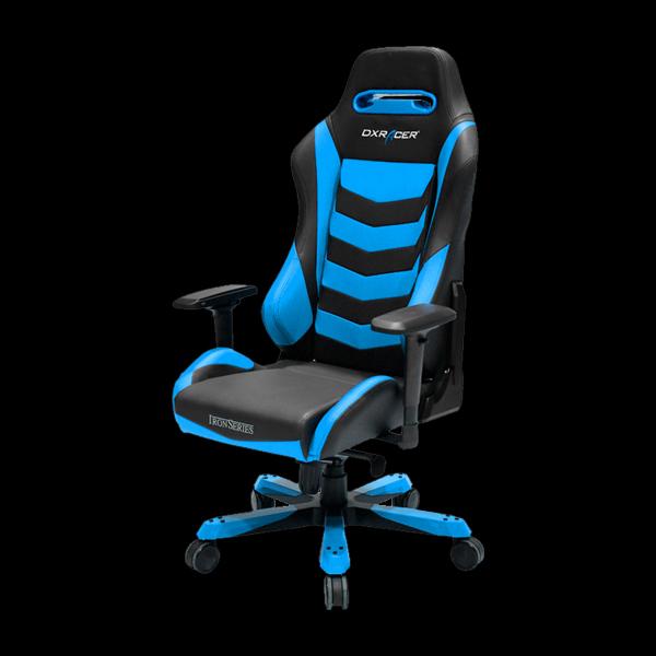 DXRacer Iron OH/IS166/NB Black/Blue купить