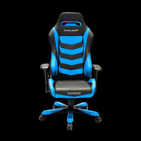 DXRacer Iron OH/IS166/NB Black/Blue цена
