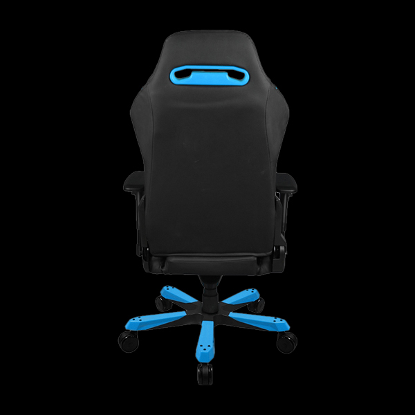 DXRacer Iron OH/IS166/NB Black/Blue фото