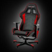 DXRacer Formula Console FS/FC08/NR Black/Red