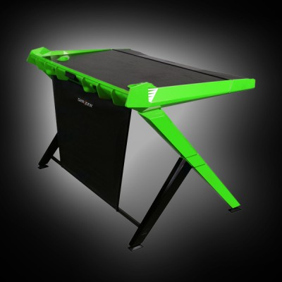 DXRacer GD/1000/NE Black/Green купить