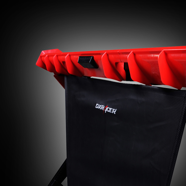 DXRacer GD/1000/NR Black/Red описание