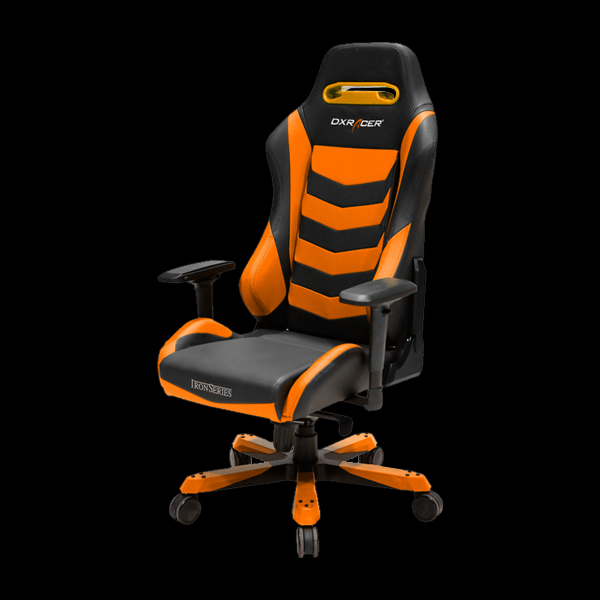 DXRacer Iron OH/IS166/NO Black/Orange купить