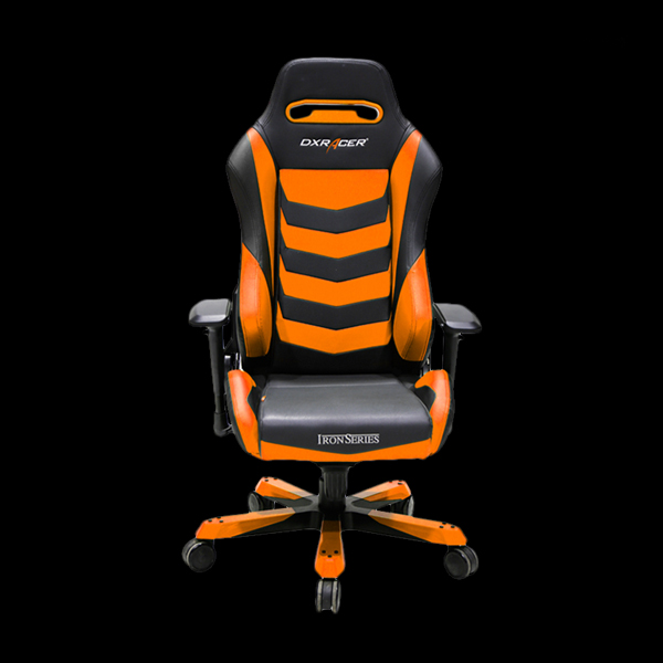 DXRacer Iron OH/IS166/NO Black/Orange цена