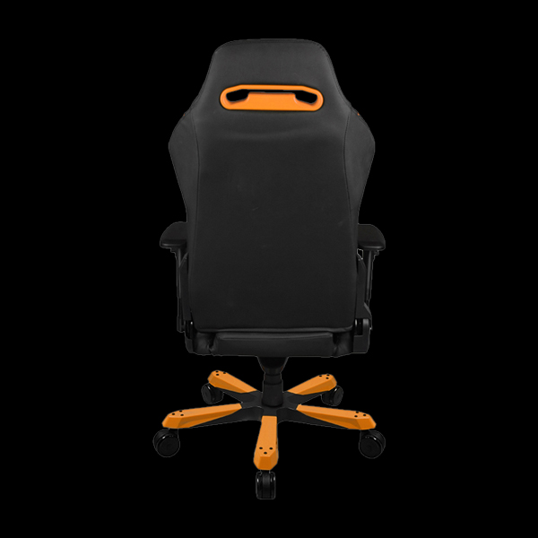 DXRacer Iron OH/IS166/NO Black/Orange фото