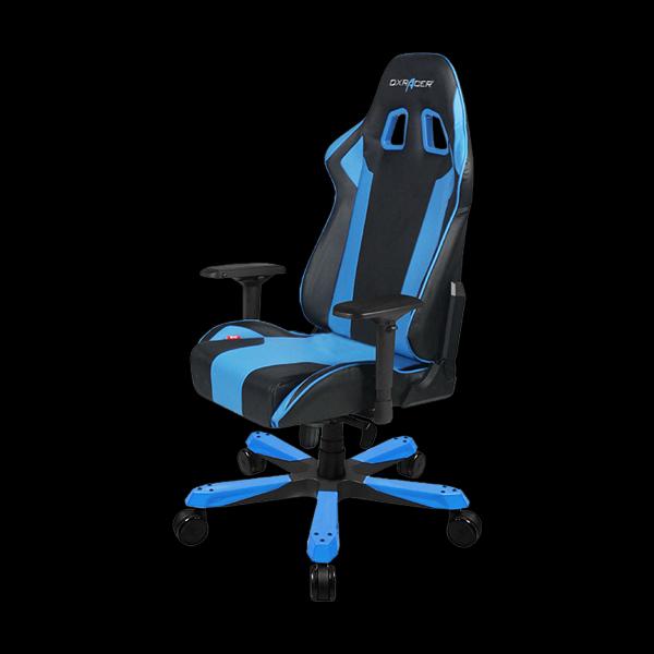 DXRacer King OH/KS06/NB Black/Blue цена