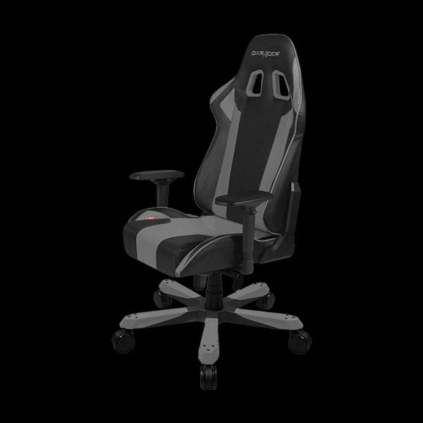 DXRacer King OH/KS06/NG Black/Gray купить
