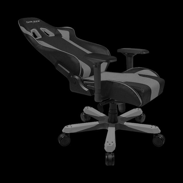 DXRacer King OH/KS06/NG Black/Gray цена