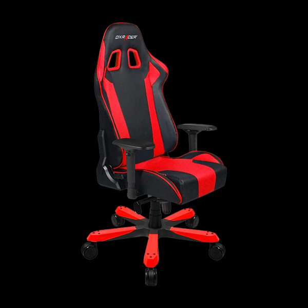 DXRacer King OH/KS06/NR Black/Red купить