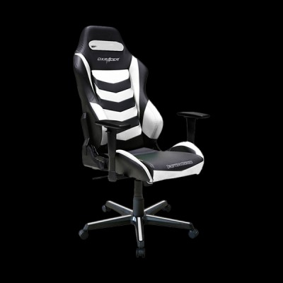 DXRacer Drifting OH/DM166/NW Black/White