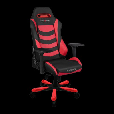 DXRacer Iron OH/IS166/NR Black/Red