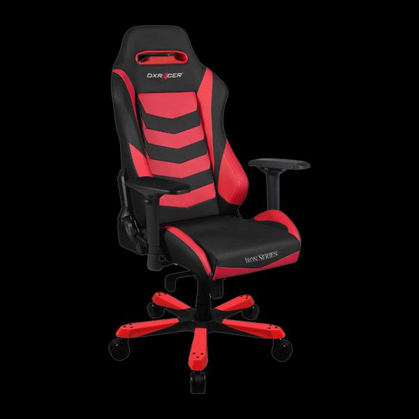 DXRacer Iron OH/IS166/NR Black/Red купить