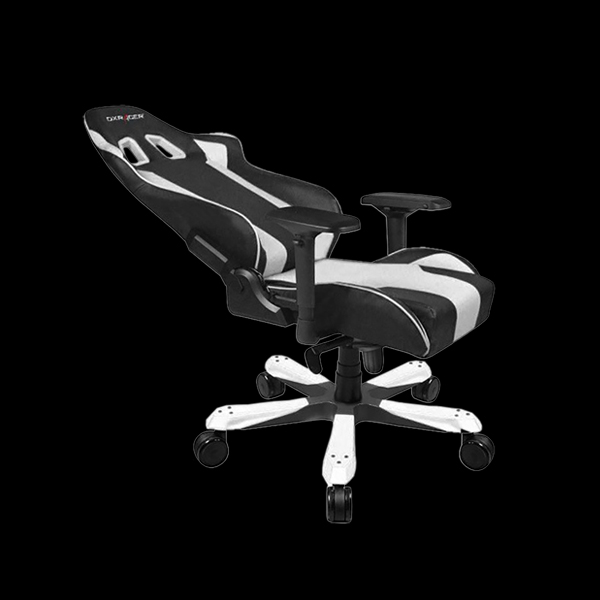 DXRacer King OH/KS06/NW Black/White фото