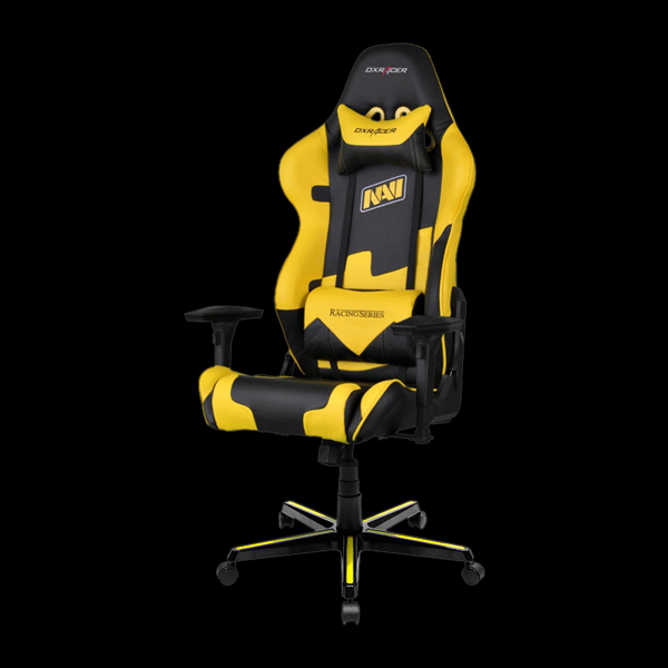 DXRacer Racing OH/RZ21/NY Black/Yellow NaVi Limited Edition фото