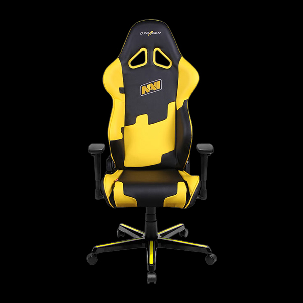 DXRacer Racing OH/RZ21/NY Black/Yellow NaVi Limited Edition купить