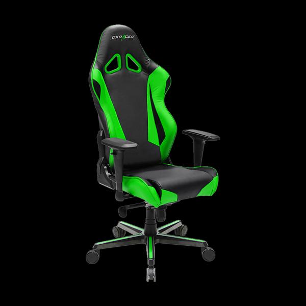 DXRacer Racing OH/RV001/NE Black/Green