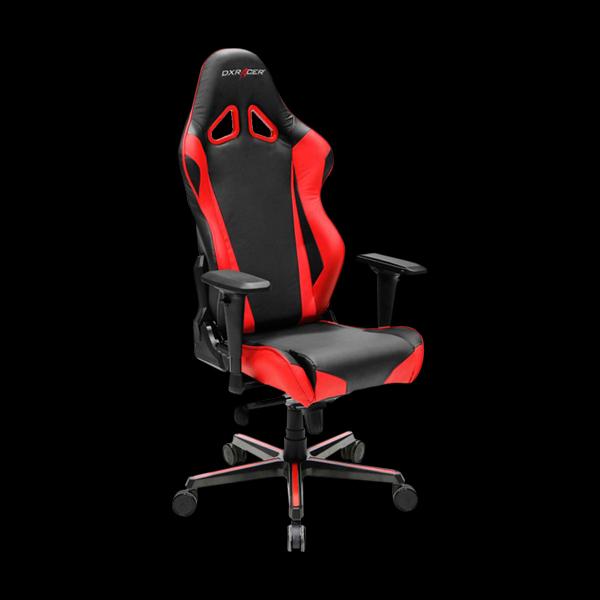 DXRacer Racing OH/RV001/NR Black/Red
