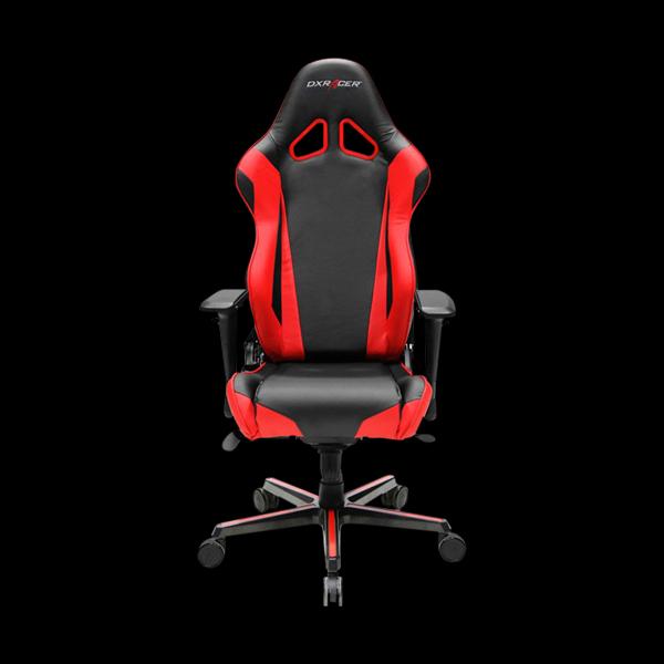 DXRacer Racing OH/RV001/NR Black/Red цена
