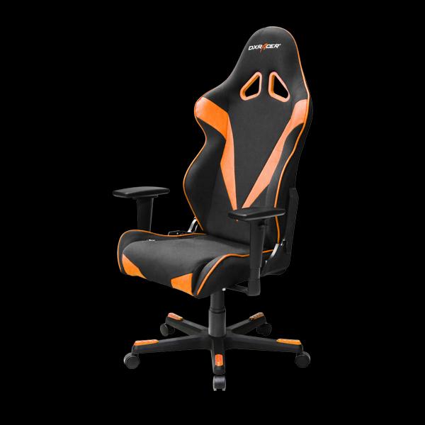 DXRacer Racing OH/RW109/NO Black/Orange купить