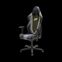 DXRacer Racing OH/RZ60/NGY Black/Grey/Yellow NaVi Limited Edition 2.0