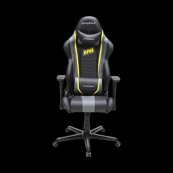 DXRacer Racing OH/RZ60/NGY Black/Grey/Yellow NaVi Limited Edition 2.0 цена