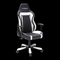 DXRacer Wide OH/WZ06/NW Black/White