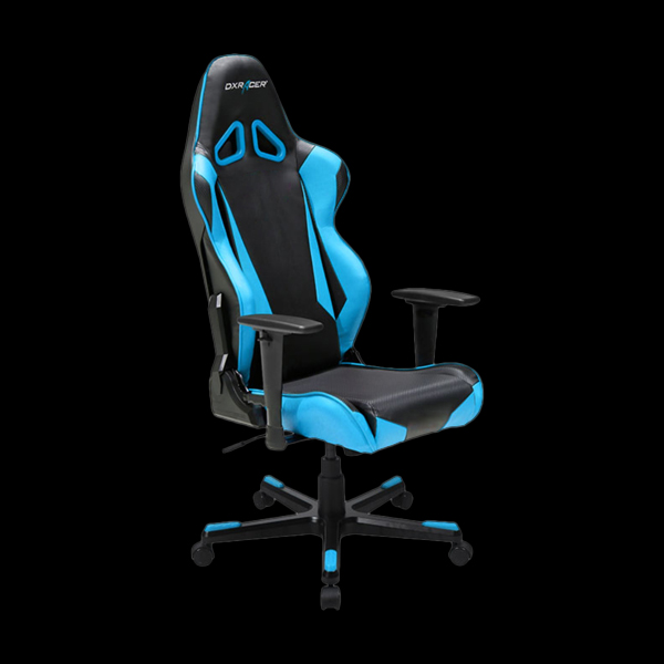 DXRacer Racing OH/RB1/NB Black/Blue