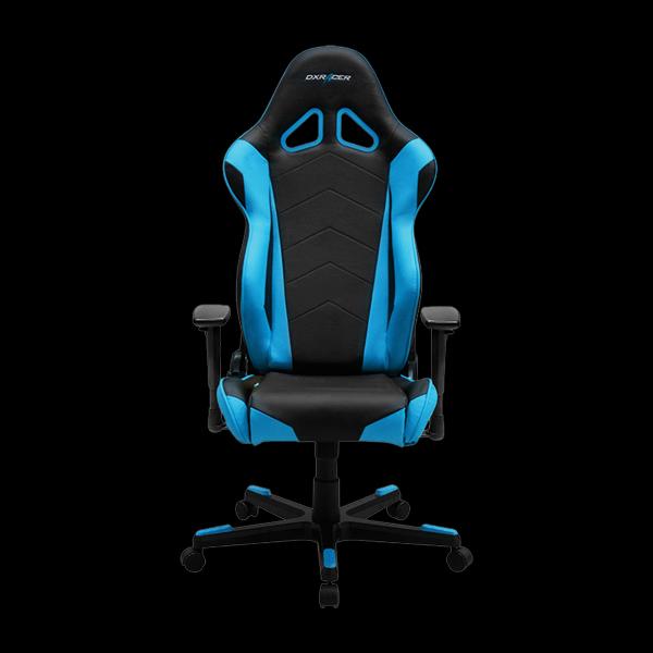 DXRacer Racing OH/RE0/NB Black/Blue цена