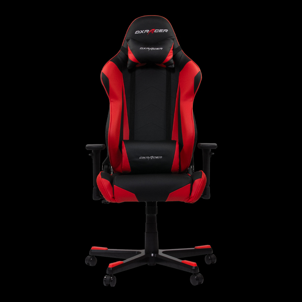 DXRacer Racing OH/RE0/NR Black/Red фото