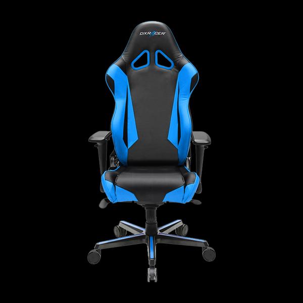 DXRacer Racing OH/RV001/NB Black/Blue цена