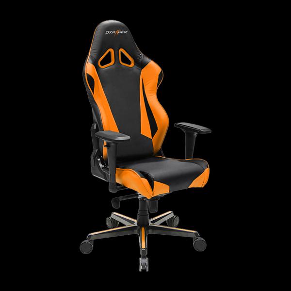 DXRacer Racing OH/RV001/NO Black/Orange купить