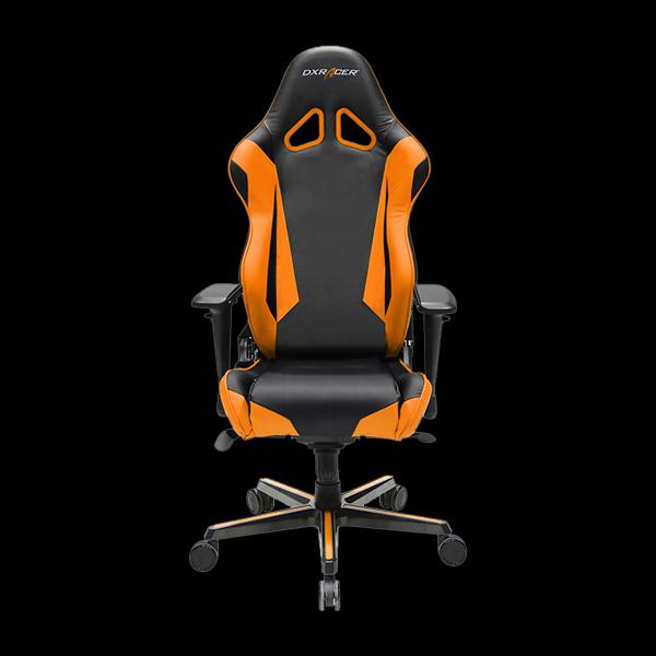 DXRacer Racing OH/RV001/NO Black/Orange цена