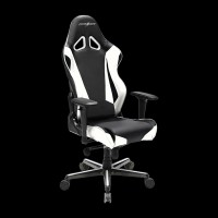 DXRacer Racing OH/RV001/NW Black/White
