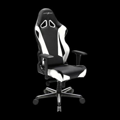 DXRacer Racing OH/RV001/NW Black/White
