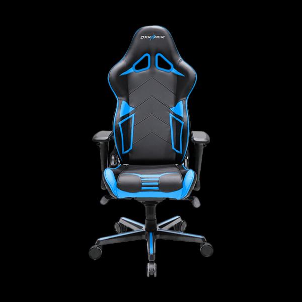 DXRacer Racing OH/RV131/NB Black/Blue цена