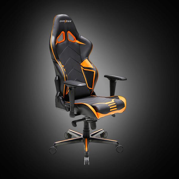 DXRacer Racing OH/RV131/NO Black/Orange купить